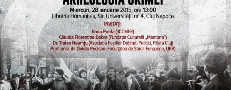 Arheologia crimei: 25 de ani de la căderea regimului comunist