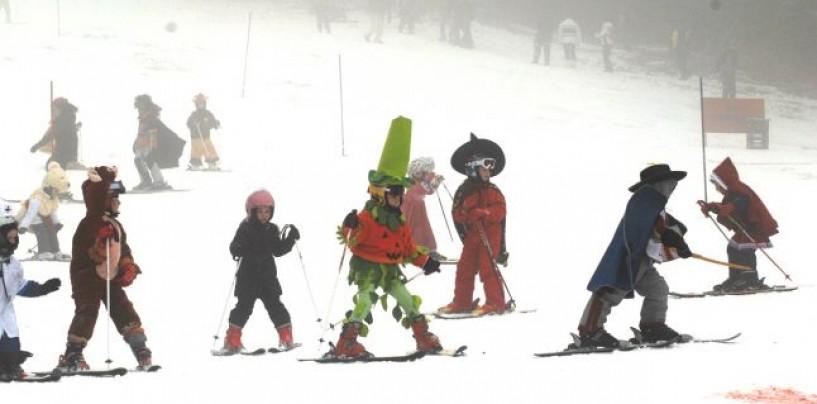 Distracţie la Băişoara: Serbările Zăpezii, programate în 19 februarie