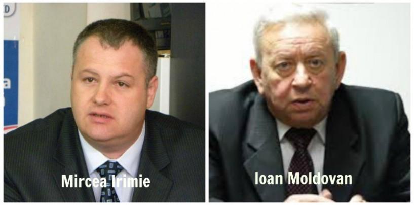 Calitatea de deputat este incompatibilă cu multe funcţii de conducere, consideră doi deputaţii Mircea Irimie şi Ioan Moldovan