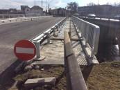 Podul de peste Arieș, finalizat până la mijlocul lui iunie