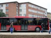 Licitația pentru transportul public va fi reluată. STP singurul ofertant