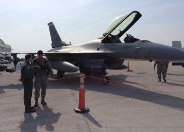 Exercițiul militar aerian Dacian Warhawk