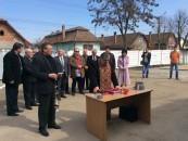 Domeniul Public şi-a inaugurat sediul reabilitat. Popa Morar, la un pas să-i afurisească pe consilierii locali