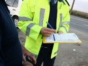 44 de permise auto reţinute şi amenzi de mii de lei în săpătmâna care a trecut