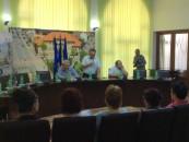 """Conferință de presă """"Șomerii spre o nouă meserie"""": Beneficiarii proiectului au lipsit"""