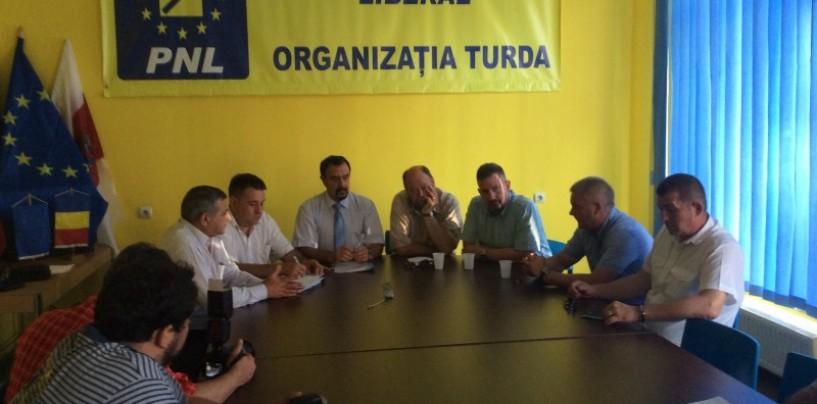 Bogdan Bulgaria și Cristian Felezeu, candidații PNL pentru Primăria Turda