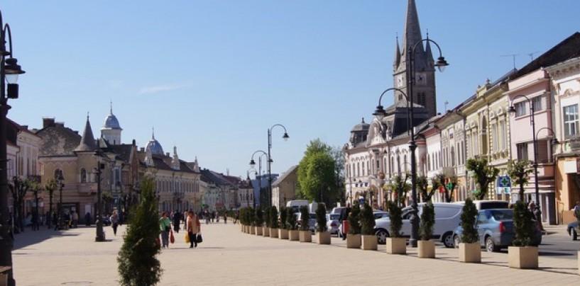 Turdenii pot propune cum să fie amenajat centrul orașului