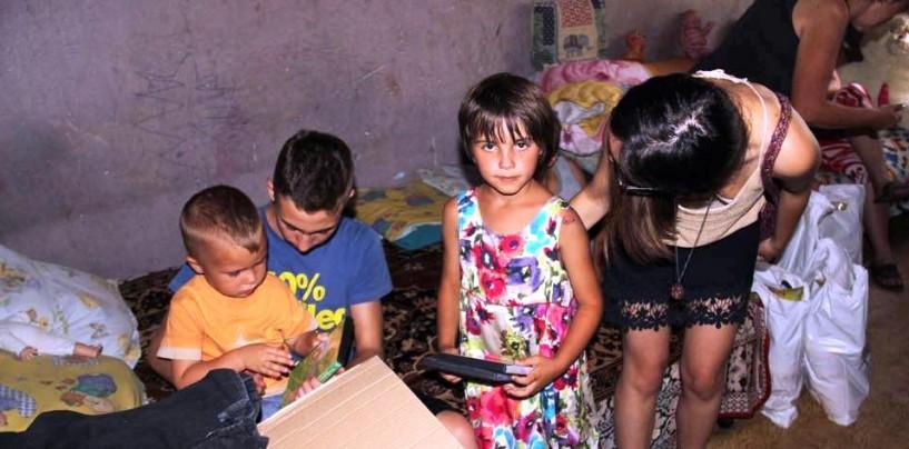 """TSD a a sprijinit trei familii, în ziua sărbătorii """"Schimbarea la Față"""""""