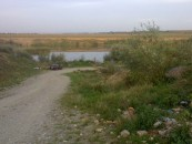 """""""Lacurile"""" de la Mihai Viteazu. Peste 7 hectare de teren, altădată agricol,au fost compromise"""