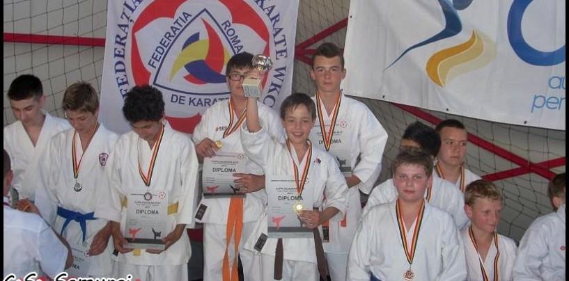Patru medalii de aur pentru Clubul Sportiv Samurai