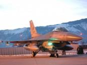 Americanii au suplimentat avioanele F-16 pentru exercițiul Dacian Viper, la Câmpia Turzii