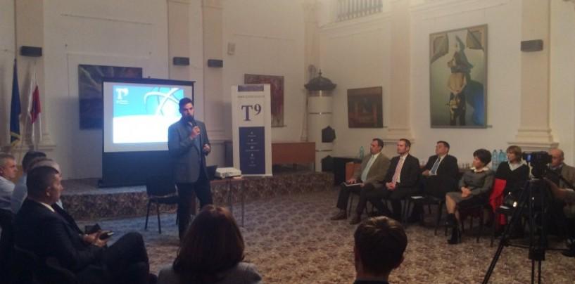 T9 a organizat prima dezbatere publică cu idei de dezvoltare a orașului. Turdenii vor modernizarea infrastructurii