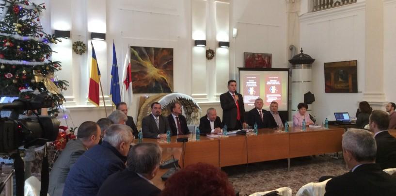 Nicolae Roș jr. a lansat două cărți destinate aleșilor locali