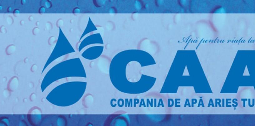 Proiectul de modernizare a rețelelor cu apă realizat în proporție de 94%