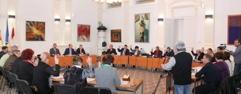 Aleșii locali au votat bugetul societăților subordonate în 60 secunde