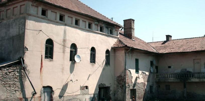 Ruina turistică din Copăceni