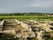 Arhitecții au prezentat planurile de amenjare a Castrului Roman