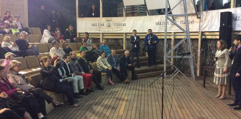 Salina, aleasă printre destinațiile turistice ce reprezintă România