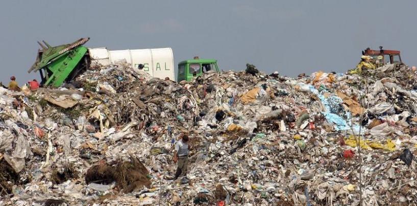 Câmpia Turzii, propusă să găzduiască groapa de gunoi a Clujului