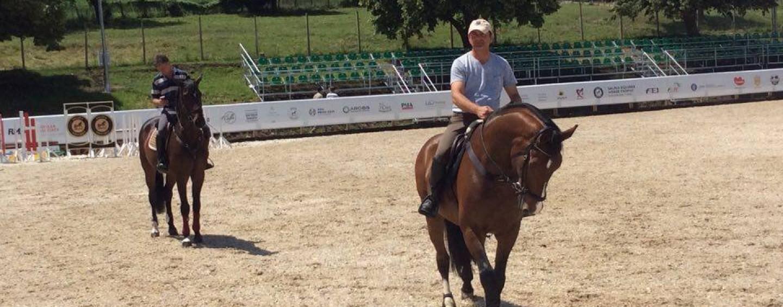 Căluți ce merită văzuți. Peste 180 de concurenți la Salina Equines Horse Trophy