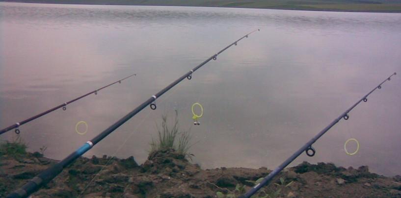 Peste 20 de locuri pentru pescuit în judeţul Cluj