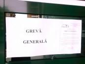 Grevă la Cluj, nu şi la Turda
