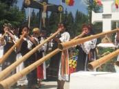 Sărbătoare la Crucea Iancului