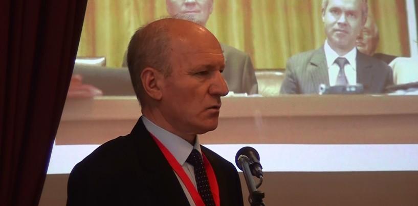 Clujul se poate mândri cu un profesor premiat de președinte