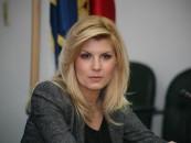 Elena Udrea școlită la Cluj