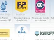 """Facturile CAA pot fi plătite și prin intermediul rețelei """"un-doi Centru de plăți"""""""