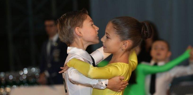 Start bun în noul sezon competițional pentru clubul de dans sportiv Potaissa Turda