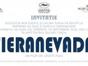 """De la Cannes, la cel mai frumos loc subteran din lume. """"SIERANEVADA"""" va avea premiera de gală la Amfiteatrul Salinei Turda"""