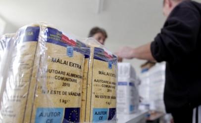 SPAS Turda începe distribuirea ajutoarelor alimentare