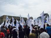 Funcționarii publici se pregătesc de proteste