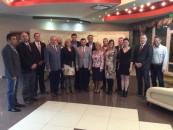 Guvernatorul districtului 2241 România și Republica Moldova în vizită la rotarienii turdeni