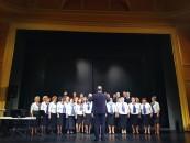"""Public numeros la Concertul Coral """"Armonii de Toamnă"""""""