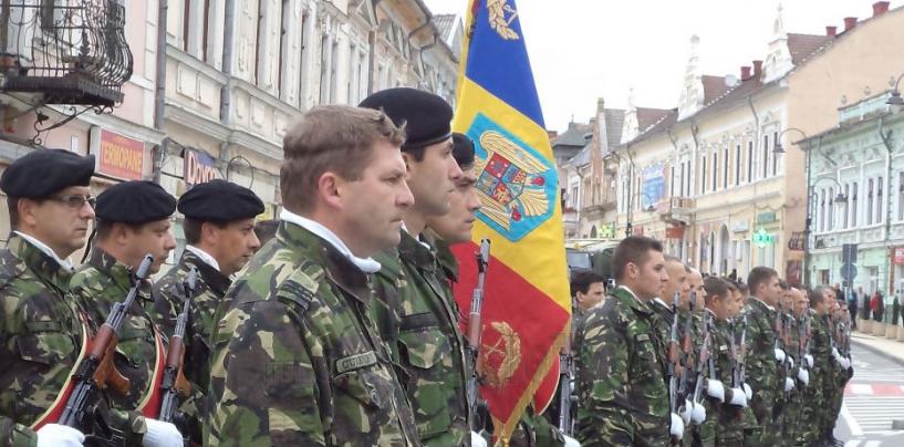 Autoritățile civile și militare sărăbătoresc mâine Ziua Armatei