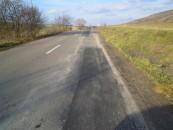 Un drum alternativ spre Cheile Turzii a intrat în reparații