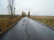 Traseul Tureni-Ceanu Mic asfaltat de Consiliul Județean