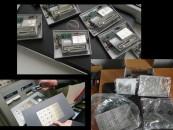 Laborator de producere a dispozitivelor de fraudat bancomate descoperit la Cluj