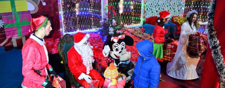 Târgul de Crăciun și-a deschis porțile la Turda