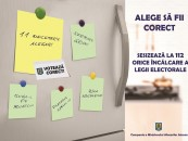 Alege să fii corect – o campanie a Poliției Române