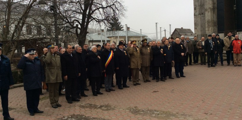 """""""22 Decembrie 1989, ne-a adus libertatea"""", mesajul oficialităților la comemorarea Revoluției Române"""