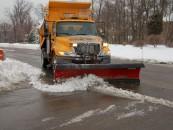 Drumurile din județul Cluj nu au probleme cu poleiul sau zăpada
