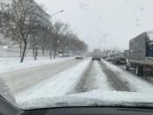 Județul Cluj, ocolit de ninsorile extreme și viscol