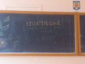 Ecoatitudine, un proiect-investiție în viitorul copiilor