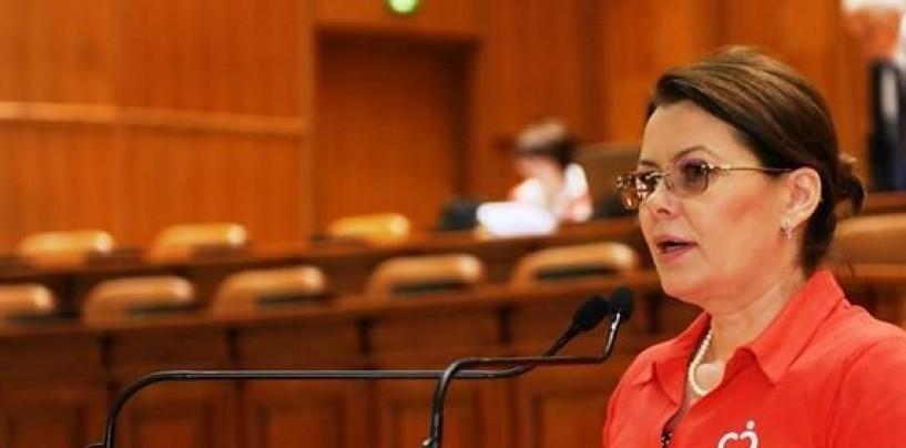Aurelia Cristea a demisionat din PSD. Fostul ministrul pentru Dialog Social părăsește PSD după 20 de ani