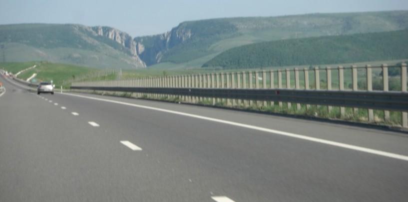 Lotul 3 din autostrada Sebeș-Turda, singurul lot fără probleme