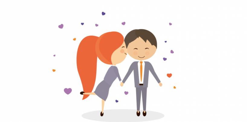 Jumătate din românii angajați au avut o relație amoroasă cu un coleg de birou