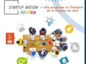 Campanie de informare programul Start UP Nation